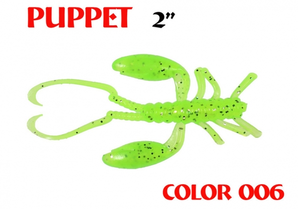 Dreambait II Puppet Farbe Lime
